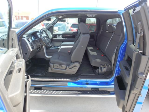 2011 Ford F-150 FX4 4WD SuperCab 145