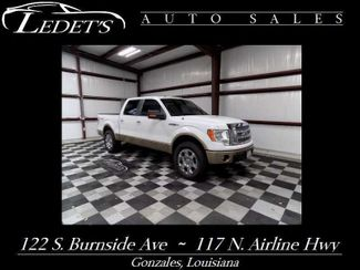 2011 Ford F-150 in Gonzales Louisiana