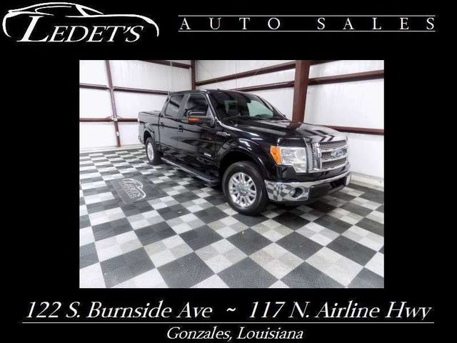 2011 Ford F-150 Lariat - Ledet's Auto Sales Gonzales_state_zip in Gonzales Louisiana