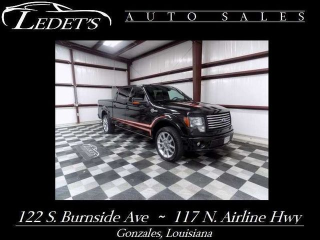 2011 Ford F-150 Harley-Davidson - Ledet's Auto Sales Gonzales_state_zip in Gonzales Louisiana
