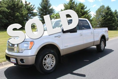 2011 Ford F-150 King-Ranch SuperCrew 5.5-ft. Bed 4WD in Great Falls, MT