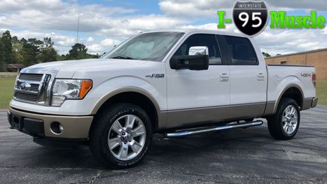 2011 Ford F-150 Lariat 6.2L 4x4 SuperCrew in Hope Mills, NC