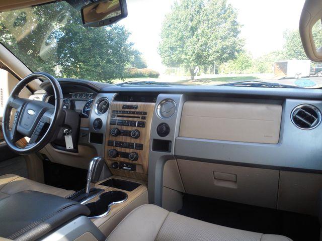 2011 Ford F-150 Lariat Leesburg, Virginia 13