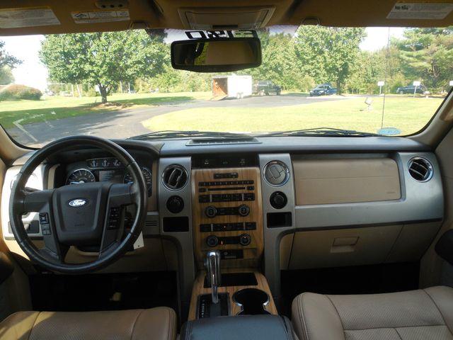 2011 Ford F-150 Lariat Leesburg, Virginia 14