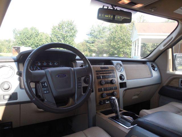 2011 Ford F-150 Lariat Leesburg, Virginia 15