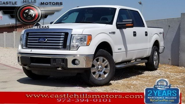 2011 Ford F-150 in Lewisville Texas