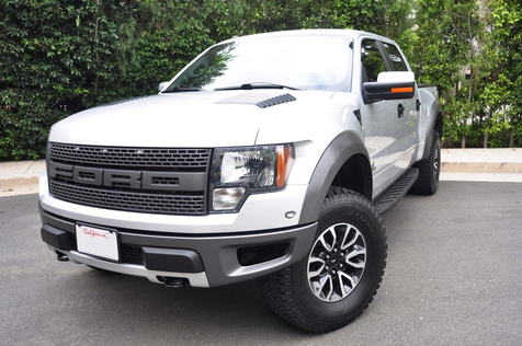 2011 Ford F-150 SVT Raptor in , California