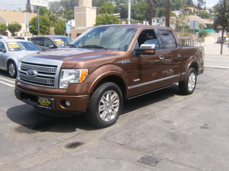 2011 Ford F-150 Platinum Los Angeles, CA