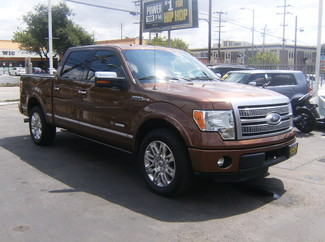 2011 Ford F-150 Platinum Los Angeles, CA 4