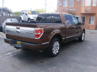 2011 Ford F-150 Platinum Los Angeles, CA 6