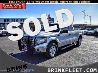 2011 Ford F-150 4WD SuperCab 145 XLT | Lubbock, TX | Brink Fleet in Lubbock TX