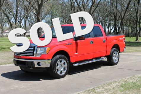 2011 Ford F-150 XLT Crew Cab 4WD Perfect Carfax in Marion, Arkansas