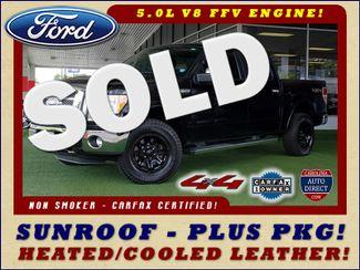 2011 Ford F-150 Lariat PLUS Crew Cab 4x4 - SUNROOF! Mooresville , NC
