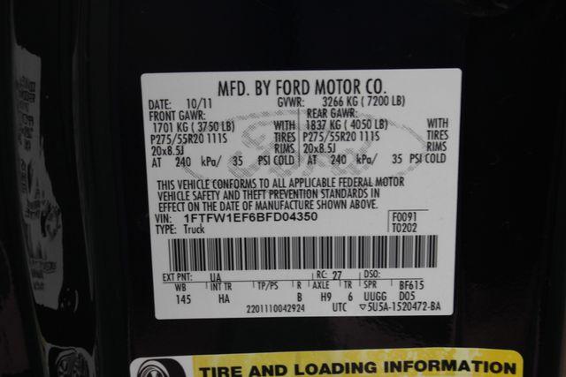 2011 Ford F-150 Lariat PLUS Crew Cab 4x4 - SUNROOF! Mooresville , NC 42