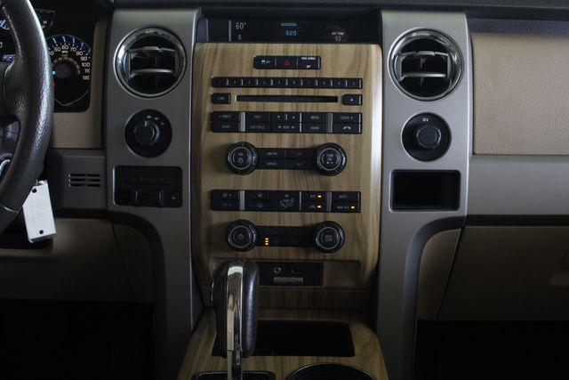 2011 Ford F-150 Lariat PLUS Crew Cab 4x4 - SUNROOF! Mooresville , NC 9
