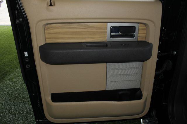 2011 Ford F-150 Lariat PLUS Crew Cab 4x4 - SUNROOF! Mooresville , NC 38