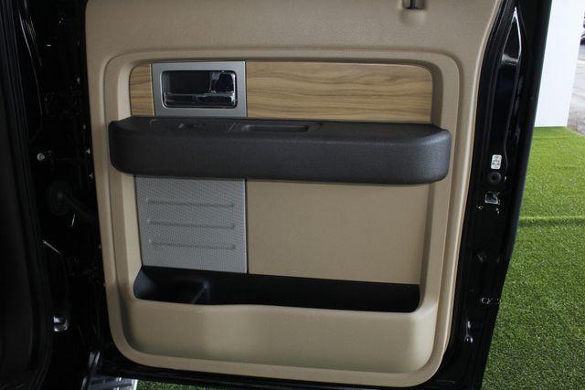 2011 Ford F-150 Lariat PLUS Crew Cab 4x4 - SUNROOF! Mooresville , NC 39