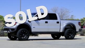 2011 Ford F-150 SVT Raptor Phoenix, Arizona