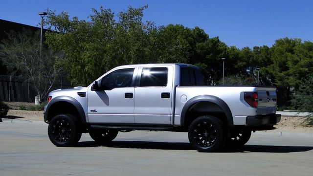 2011 Ford F-150 SVT Raptor Phoenix, Arizona 16