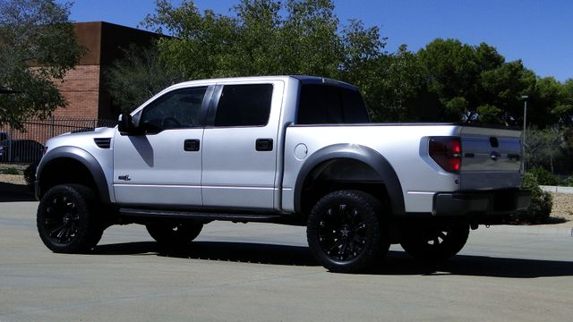 2011 Ford F-150 SVT Raptor Phoenix, Arizona 19