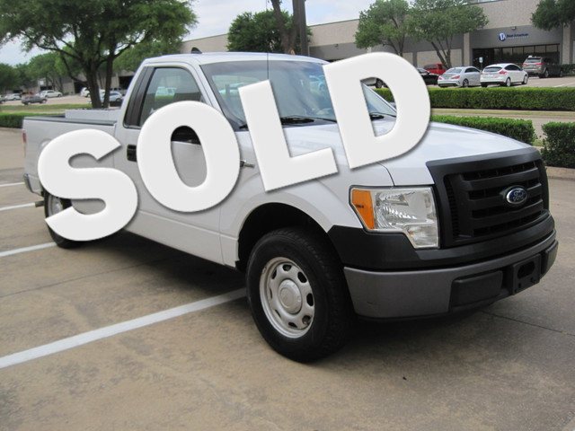 2011 Ford F150 Reg Cab XL LWB, 1 Owner, Well Maintained, Low Miles Plano, Texas 0