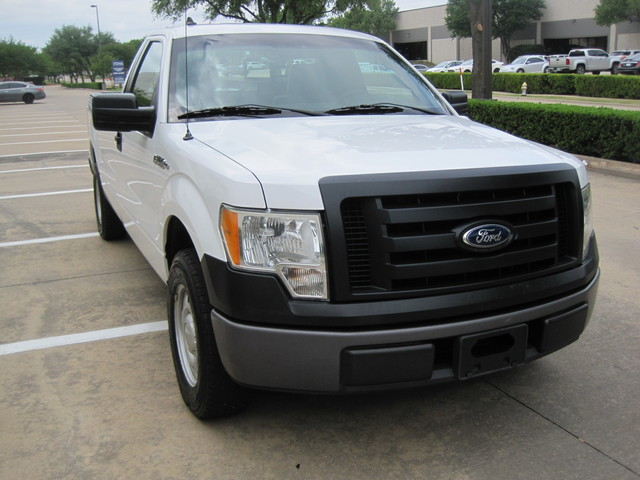 2011 Ford F150 Reg Cab XL LWB, 1 Owner, Well Maintained, Low Miles Plano, Texas 1