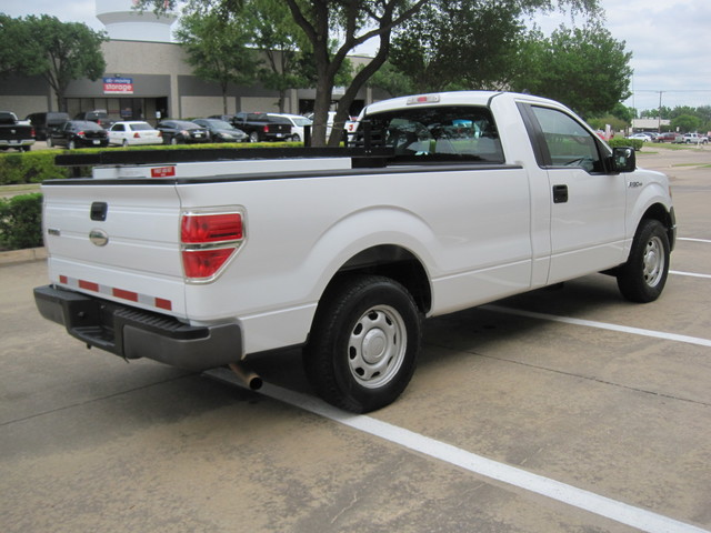 2011 Ford F150 Reg Cab XL LWB, 1 Owner, Well Maintained, Low Miles Plano, Texas 11