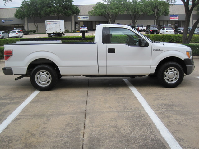 2011 Ford F150 Reg Cab XL LWB, 1 Owner, Well Maintained, Low Miles Plano, Texas 6