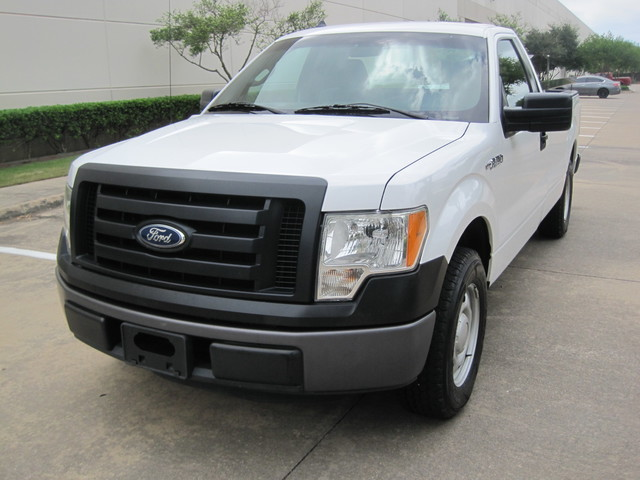 2011 Ford F150 Reg Cab XL LWB, 1 Owner, Well Maintained, Low Miles Plano, Texas 3