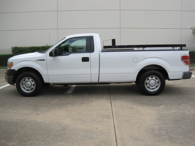 2011 Ford F150 Reg Cab XL LWB, 1 Owner, Well Maintained, Low Miles Plano, Texas 5