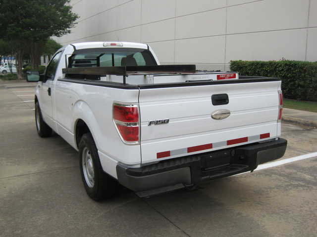 2011 Ford F150 Reg Cab XL LWB, 1 Owner, Well Maintained, Low Miles Plano, Texas 8