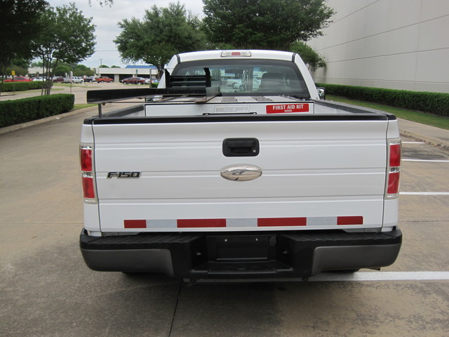2011 Ford F150 Reg Cab XL LWB, 1 Owner, Well Maintained, Low Miles Plano, Texas 9