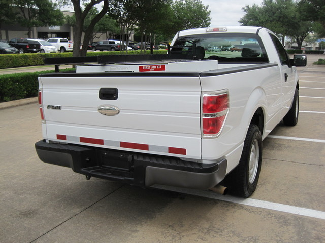 2011 Ford F150 Reg Cab XL LWB, 1 Owner, Well Maintained, Low Miles Plano, Texas 10