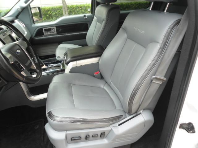2011 Ford F-150 Platinum Crew Cab Plano, Texas 12