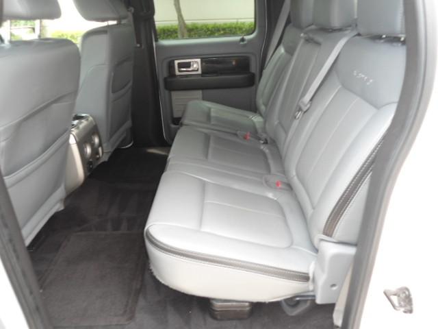 2011 Ford F-150 Platinum Crew Cab Plano, Texas 14