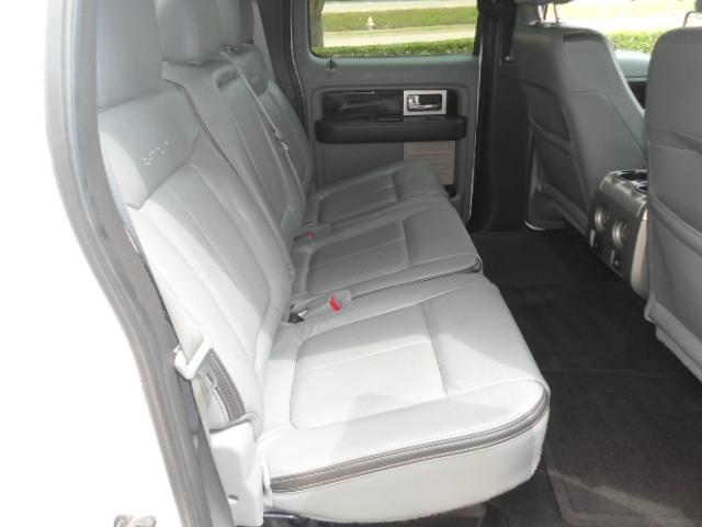 2011 Ford F-150 Platinum Crew Cab Plano, Texas 18