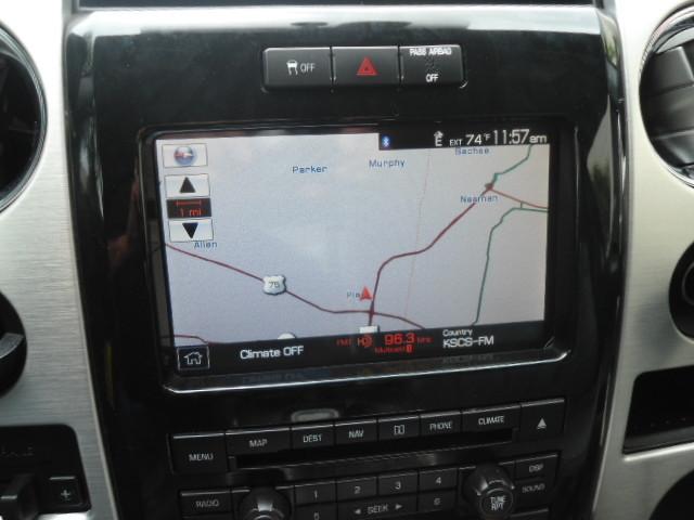 2011 Ford F-150 Platinum Crew Cab Plano, Texas 20