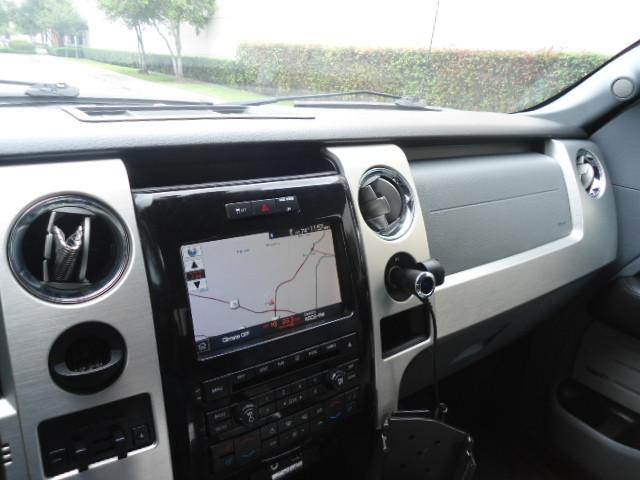 2011 Ford F-150 Platinum Crew Cab Plano, Texas 22