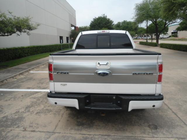 2011 Ford F-150 Platinum Crew Cab Plano, Texas 3