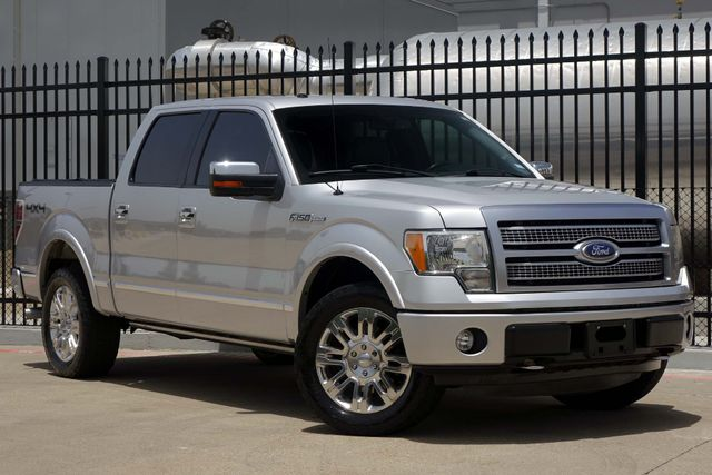 2011 Ford F-150 in Plano TX
