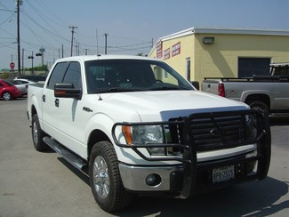 2011 Ford F-150 XL SuperCrew 5.5-ft. Bed 4WD San Antonio, Texas 3