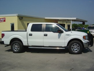 2011 Ford F-150 XL SuperCrew 5.5-ft. Bed 4WD San Antonio, Texas 4