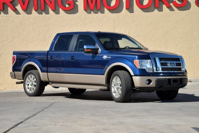 2011 Ford F-150 King-Ranch SuperCrew 5.5-ft. Bed 2WD San Antonio , Texas 0
