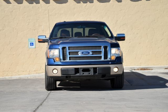 2011 Ford F-150 King-Ranch SuperCrew 5.5-ft. Bed 2WD San Antonio , Texas 3