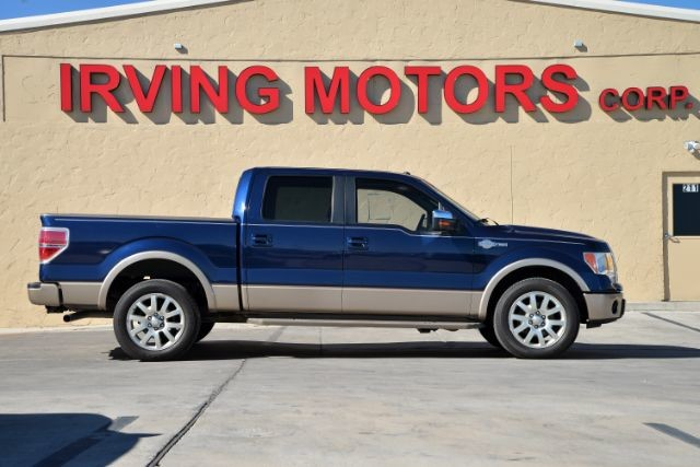 2011 Ford F-150 King-Ranch SuperCrew 5.5-ft. Bed 2WD San Antonio , Texas 4