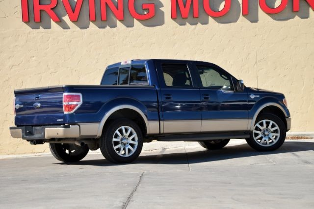 2011 Ford F-150 King-Ranch SuperCrew 5.5-ft. Bed 2WD San Antonio , Texas 5