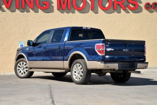 2011 Ford F-150 King-Ranch SuperCrew 5.5-ft. Bed 2WD San Antonio , Texas 7
