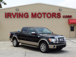 2011 Ford F-150 King-Ranch SuperCrew 5.5-ft. Bed 2WD San Antonio , Texas