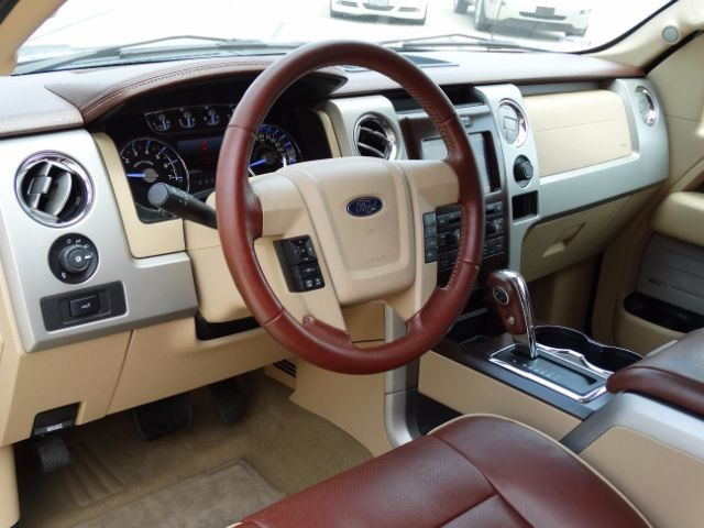 2011 Ford F-150 King-Ranch SuperCrew 5.5-ft. Bed 2WD San Antonio , Texas 10