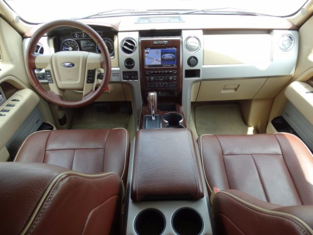2011 Ford F-150 King-Ranch SuperCrew 5.5-ft. Bed 2WD San Antonio , Texas 17